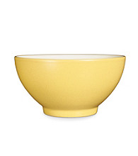 Noritake Colorwave Mustard Rice Bowl