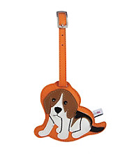 FouFou Dog Love Your Breed Luggage Tag - Beagle