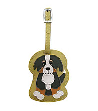 FouFou Dog Love Your Breed Luggage Tag - Bernese Mountain Dog
