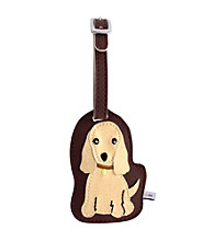 FouFou Dog Love Your Breed Luggage Tag - Cocker Spaniel