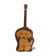 FouFou Dog Love Your Breed Luggage Tag - Golden Retriever