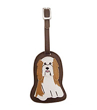 FouFou Dog Love Your Breed Luggage Tag - Havanese
