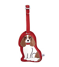 FouFou Dog Love Your Breed Luggage Tag - King Charles Spaniel