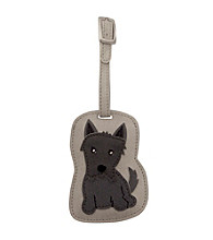 FouFou Dog Love Your Breed Luggage Tag - Scottie Terrier