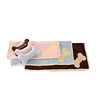 FouFou Dog™ Puppy Blanket Set