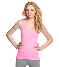 Grane® Juniors' Seamless Full Coverage Raceback Tank Top