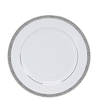 Nikko Platinum Filigree Dinner Plate