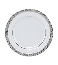 Nikko Platinum Filigree Bread & Butter Plate