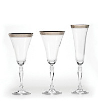 Mikasa® Platinum Crown Stemware Collection