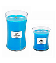 WoodWick® Dew Drops Jar Candles by Virginia Candle Company™