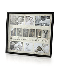 New View Family 6-Opening Collage Picture Frame