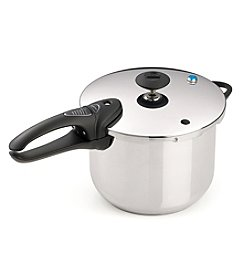 Presto® 6-qt. Stainless Steel Pressure Cooker-DeLuxe