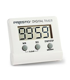 Presto® Electronic Timer