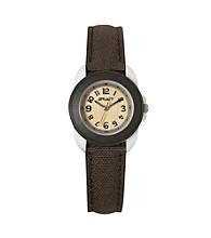 Sprout® Eco-Friendly Mid-Size Watch - Brown