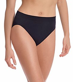 Bali® Microfiber Soft Seamless Comfort Hi-Cut Panties