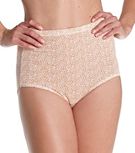 Bali® Fits Your Curves Comfort Briefs - Baby Giraffe