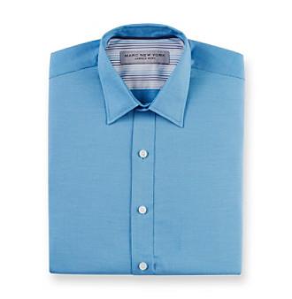 Marc New York Andrew Marc® Men's Teal Dress Shirt