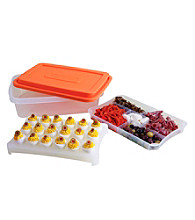 Rachael Ray® Orange 4-pc. FoodTastic Party Box