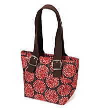 Rachael Ray® Kangaroo Tote Insulated Mum's Bark Print Lunch Bag