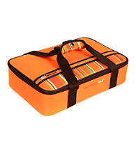 Rachael Ray® Orange Insulated Lasagna Lugger