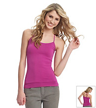 Grane® Juniors' Seamless Convertible Hook-Racerback Cami