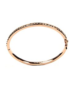 Givenchy® Thin Crystal Pave Bracelet