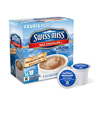 Swiss Miss Milk Chocolate 16-pk. K-Cup® Portion Pack