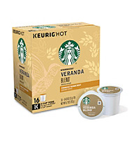 Starbucks® Veranda Blend 16-pk. K-Cup® Portion Pack