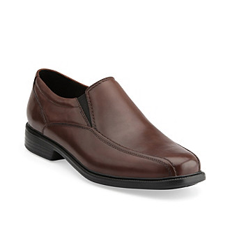 "Bostonian® Men's ""Bolton"" Casual Slip-On Shoe - Brown"