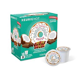 Keurig The Original Donut Shop® Coconut Mocha 18-pk. K-Cups®