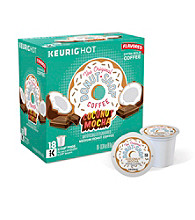 Coffee People® The Original Donut Shop Coconut Mocha 18-pk. K-Cups®