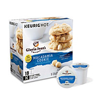 Gloria Jean's® Macadamia Cookie 18-pk. K-Cups®