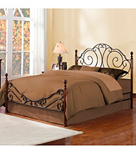 Home Interior Elegant King Size Poster Bed