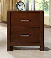Home Interior Oak Fashion Nightstand