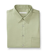 Geoffrey Beene® Men's Cypress Sateen Regular Fit Dress Shirt
