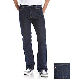 Levi's® Men's Rinsed Indigo 517 Slim Bootcut Jeans