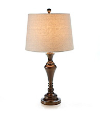 3DS Traditional Bronze Table Lamp