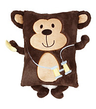 LivingQuarters Moe the Monkey Animal Pals