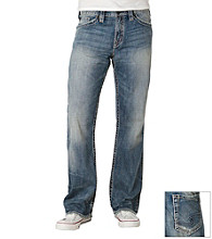 Silver Jeans Co. Men's Light Washed Grayson Relaxed Fit Jeans