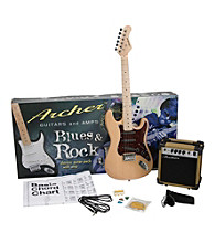 Archer SS10 Blues & Rock Jr. Electric Guitar Pack