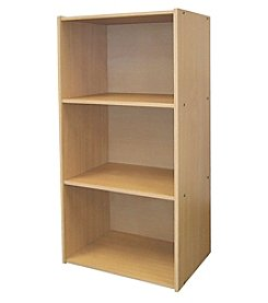 Ore International™ 3-Level Bookshelf
