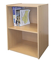 Ore International™ 2-Level Bookshelf