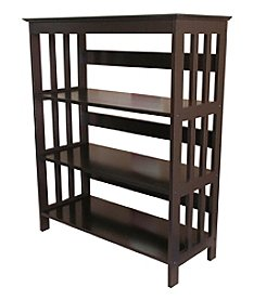 Ore International™  3-Tier Bookcase