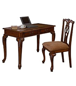 Ore International™ Fairfax Home Office Desk & Chair Set