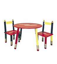 Ore International™ Kids Pencil 3-pc. Table Set