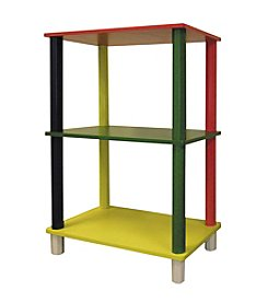 Ore International™ Kids 3-Tier Rectangle Shelves