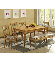 Monarch Cottage Pine Dining Collection