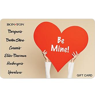 Gift Card - Be Mine