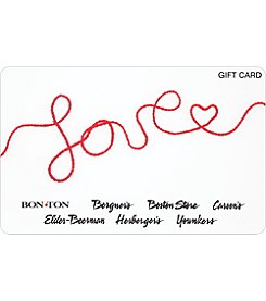 Gift Card - Rope Heart