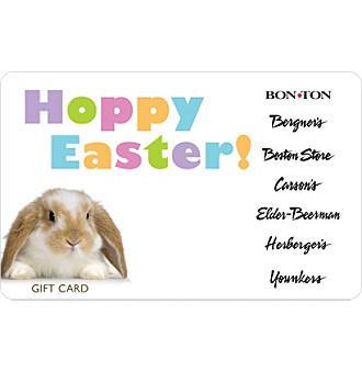 Gift Card - Easter Rabbit